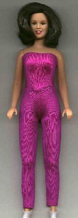 Rosie in JEM's Basic Bodysuit