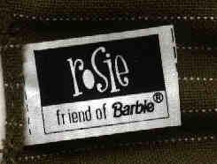 Rosie's Designer Label