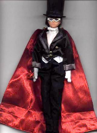 Tuxedo Mask, You're Here!
