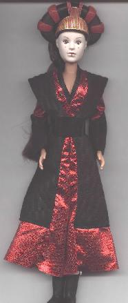 Actually, Amidala Never Wore This Outfit!