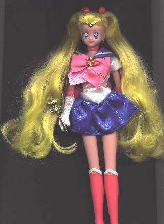 I am Sailor Moon, and I Fight for Love!